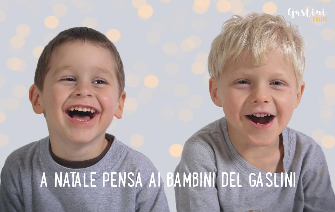 Donazione Gaslini